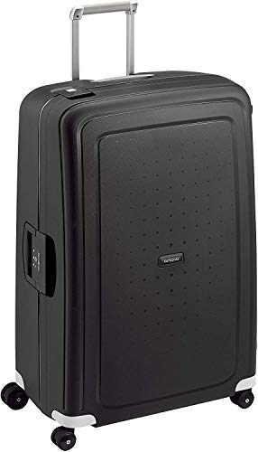 Samsonite S\'Cure - Spinner XL Koffer, 81 cm, 138 L, schwarz (black)