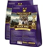 Warnicks Tierfutterservice Wolfsblut Black Bird SMALL Breed SPARPACK 2x2KG