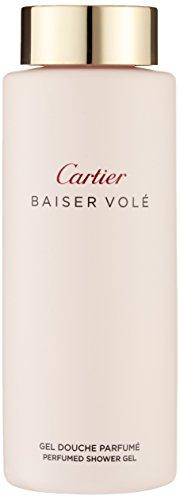 Preisvergleich Produktbild Cartier Baiser Volé,  Parfümiertes Duschgel,  1er Pack (1 x 200 ml)