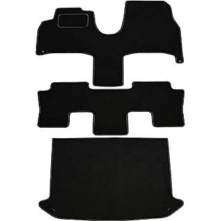 Autoteppiche Sprint00615, für 5-Sitzer mit Kofferraum, rutschfest, Teppich für vorne und 1 weitere Sitzreihe, für 5-Sitzer mit Kofferraum.