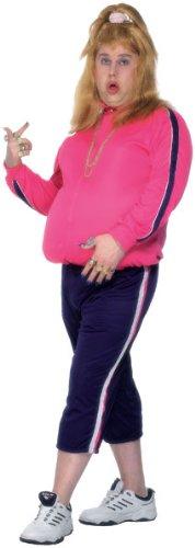 Smiffy's Little Britain Vicky Pollard Kostüm mit Jacke und Hose, Sorte: