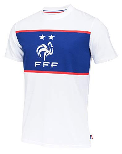 Equipe de FRANCE de football Chemise A4 FFF Collection Officielle