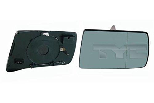 Preisvergleich Produktbild 1x DAPA 1106916 Spiegelglas LINKS asphàƒ ¤risch beheizbar Spiegel passt zu C W202 E W210 S W140