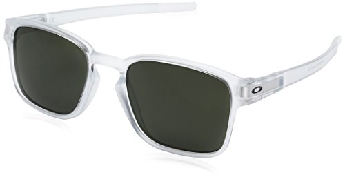 Oakley Unisex - Erwachsene Sonnenbrille LATCH SQUARED Transparente), 52