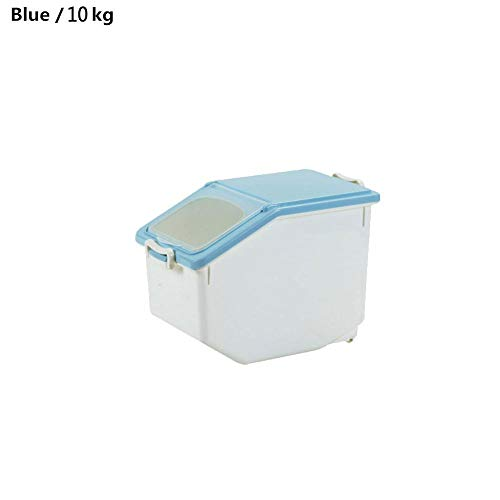 Betteros Recipiente de Almacenamiento de Alimentos, dispensador de Alimentos Secos, contenedor de...