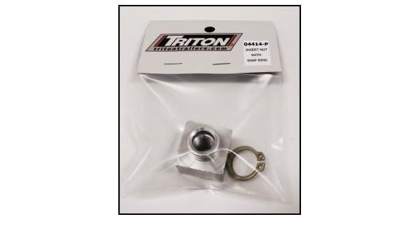 Triton 04414 Trailer Insert Nut
