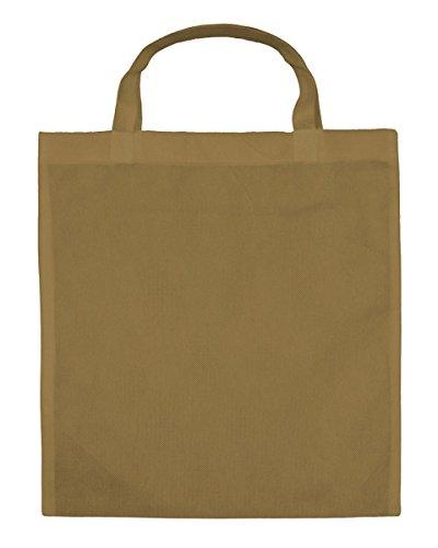 Bags By Jassz, Borsa a spalla donna Natural