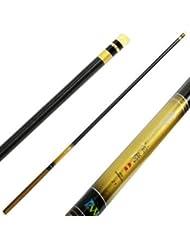Attirail de pêche professionnelle Canne à pêche Canne à pêche la pêche suministra attirail de pêche boîte d'engrenages de 2m 3,6m Deluxe Kit de pêche Rod, Set Deluxe 4.5m