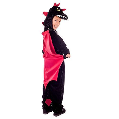 Fun Shack FNK4593L Kostüm, Unisex Children, Drache, - Kids Drache Kostüm