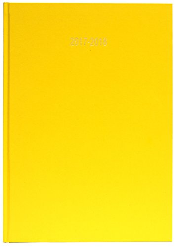 a4-academic-desk-diary-2017-2018-day-page-appointments-yellow
