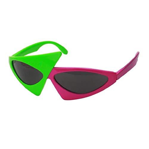 Baoblaze Lustige Partybrille Spaßbrille Sonnenbrille Mottobrille Karneval Fasching Halloween Kostüm Selfie-Requisit - Roy Purdy