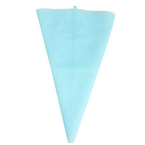 meisijia Silikon TPU Piping Bag Wiederverwendbare Zuckerglasur-friedliche Creme Gebäck Tasche Kuchen Dekorieren Werkzeug DIY