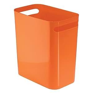 InterDesign 93183EU Una Corbeille Orange 28 x 16,5 x 30,5 cm