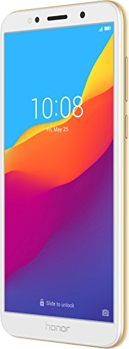 Honor 7S Smartphone, Oro, Display 5.45 HD+, Fotocamera 13MP, Dual Sim, 16GB Memoria, [Italia]