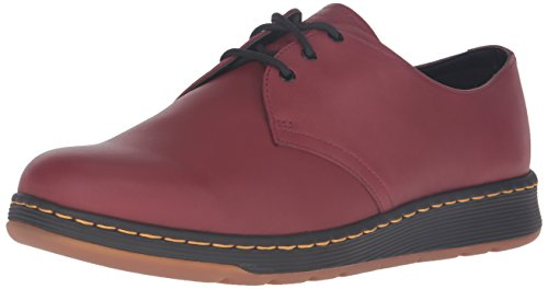 Dr Martens Cherry Rot Cavendish 3 Eye Schuhe-UK 5 (Martens 5 Eye)