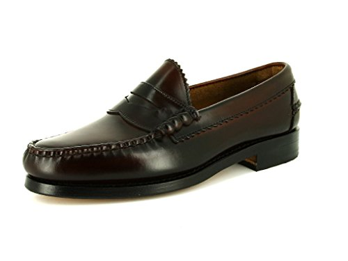 Allen Edmonds Loafer (Allen Edmonds Kenwood 44045 Herren Halbschuhe in E Gr.: 9 Bordeaux)