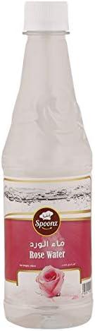 Spoonz Rose Water, 450 ml