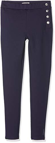 ESPRIT KIDS Mädchen Knit Pants Hose, Violett (Plum 871), Herstellergröße: 128+ Kind Knit Pant