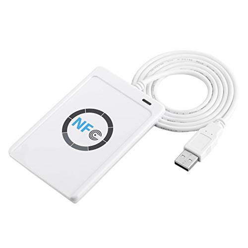 Lector grabador inteligentes sin contacto NFC ACR122U