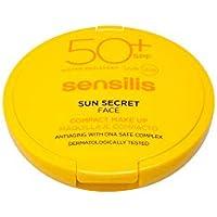 Sensilis Sun Secret SPF50+ Maquillaje Compacto Antiedad Golden - 10gr
