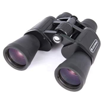 Celestron UpClose G2 10-30x50 (10- bis 30-fach, 50mm) Zoom-Porro-Fernglas mit Tasche