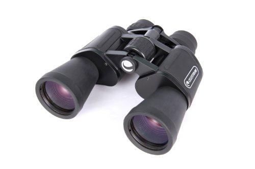 fernglas 30x50 Celestron UpClose G2 10-30x50 (10- bis 30-fach, 50mm) Zoom-Porro-Fernglas mit Tasche