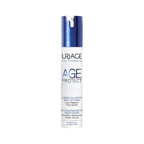 Uriage Age Protect Crema Noche détox 40ml