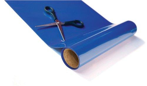 Aidapt VM986AB Tenura Anti-Rutsch-Folie 1 m x 30cm, Blau - Regal Schubladen Streifen