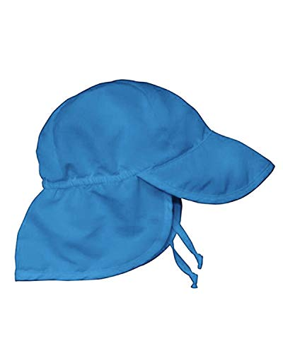 x Baby Toddler Summer Solid Adjustable Head Size Caps Sun Protection Hats ()