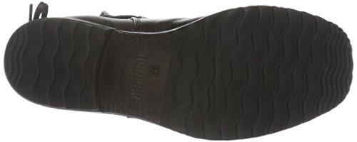 Bunker - Booty, Stivali a metà polpaccio con imbottitura leggera Donna Rosso (Rot (Burdeos))