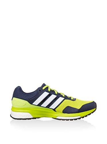 adidas Response 2, Chaussures Homme Bleu marine / jaune / blanc