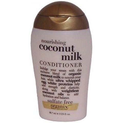 ogx leche de coco Acondicionador Nutritivo 13oz