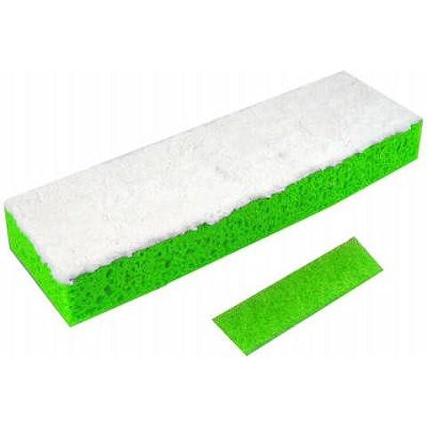 QUICKIE MFG - Microfiber Sponge Mop Refill