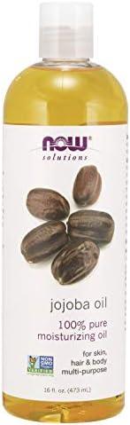 NOW Solutions Jojoba Oil,16-Ounce