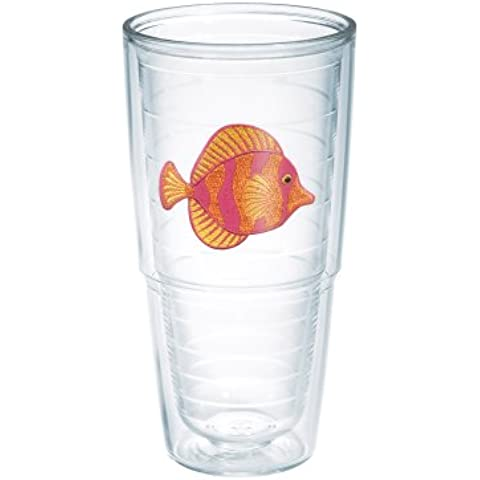 TERVIS Boxed Tumbler, 24-Ounce, Tropical Fish by Tervis