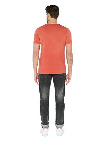 Colorado Denim Herren T-Shirts Jaden Rot (aurora Red 3965)