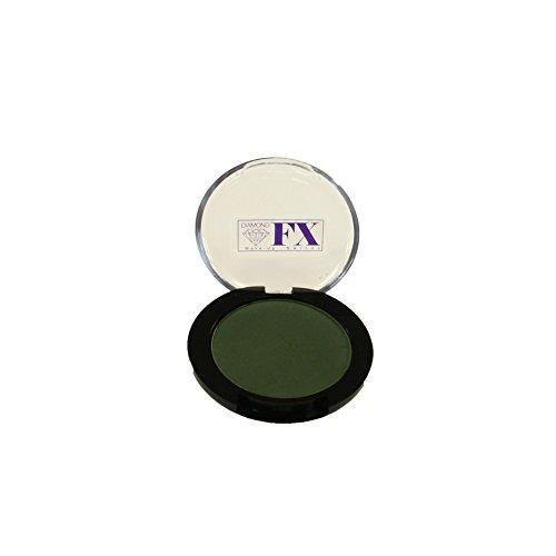 Diamond FX Lidschatten - dunkelgrün 62 (3 g)