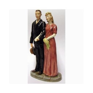 Royal Doulton Figurine Prestige civillian mariage hn5022neuf et dans une boîte