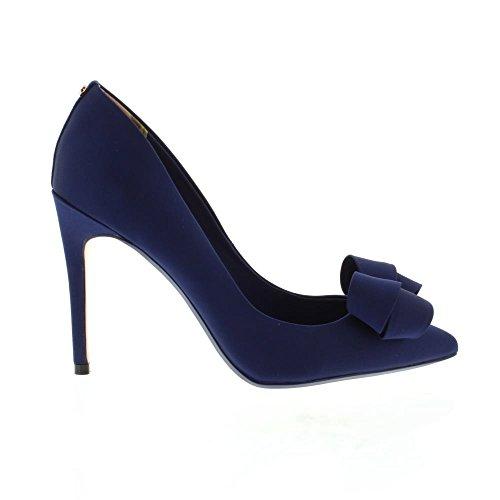 Ted Baker Damen Skalett Geschlossene Ballerinas Blau (Navy #0000ff)