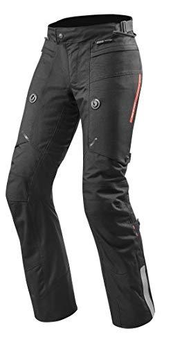 FPT081 - 0011-XXL - Rev It Horizon 2 Motorcycle Trousers XXL Black Standard