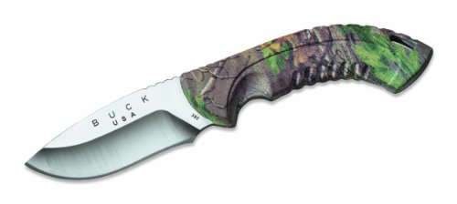 Omni Hunter 12pt.(Real Tree) Camo Mini - Omni Hunter Coltello