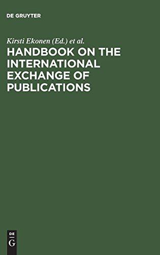 Handbook on the International Exchange of Publications Internationaler Austausch