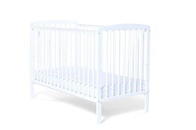 Baby Elegance Starlight Cot (White)