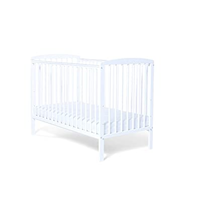 Baby Elegance Starlight Cot (White)  HWF Shop