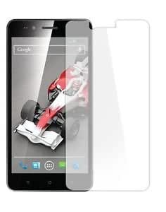 Plus Premium Tempered Glass Screen Protector With Alcohol Wet Cloth Pad, Dry Cloth Micro Fibre Dry Cloth For Xolo Play 6X-1000