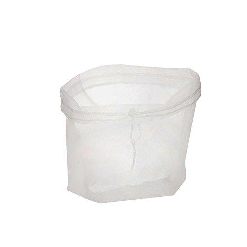 utel, vielseitig einsetzbar, für Nussmilch, Säfte und Smoothies, Gemüse und Obst, 10x 20cm ()