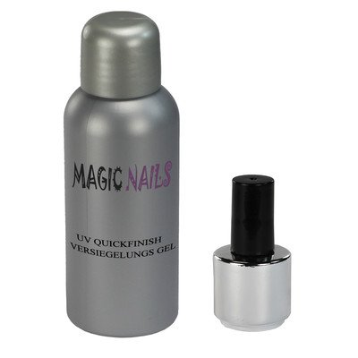 Magic Items Quick Finition Brillant GEL pas de couche de transpiration 100 ml