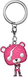 Funko- Pocket Pop Keychain: Fortnite: Cuddle Team Leader, Multicolor (35717)