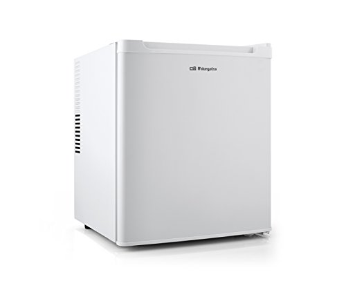 Orbegozo NVE 4600 Nevera eléctrica portátil, 70 W, 38 l, Compuesto, Blanco