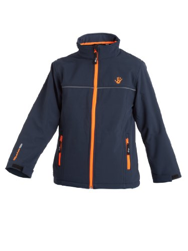 Ultrakidz Kinder Softshelljacke Lollipop,  Navy, 152/158  (12 Jahre), 1300-160